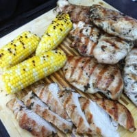 Herbed Chicken and Corn