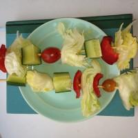 Salad Skewer
