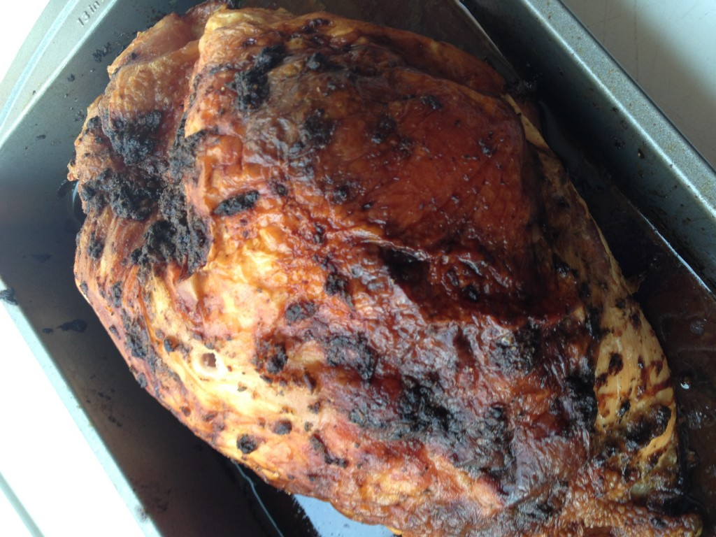 Simple Lemon-Garlic Roasted Turkey Breast – The Mom 100 The Mom 100