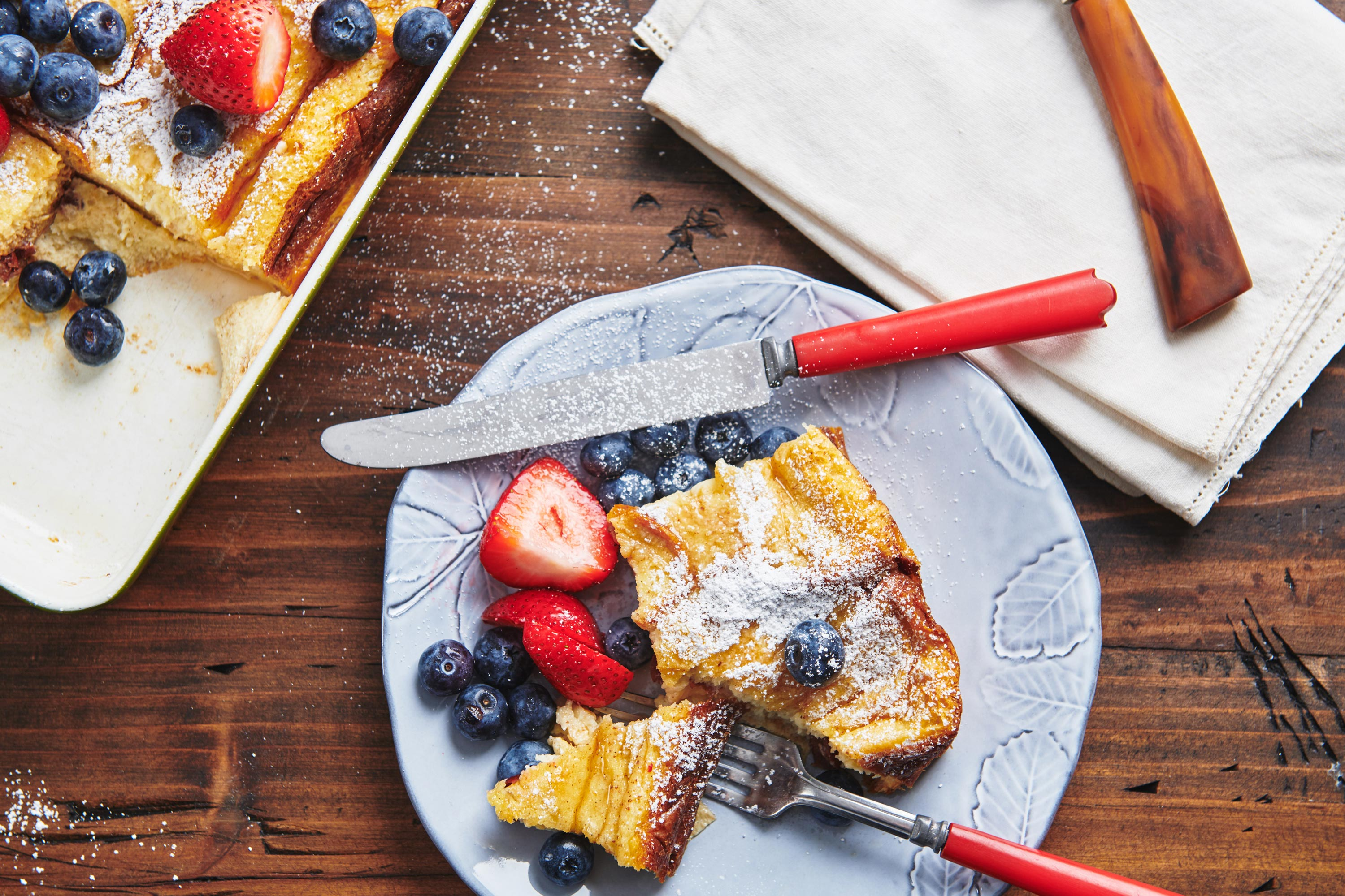 Lazy Oven French Toast Easy Recipe The Mom 100