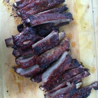 Asian Baby Back Ribs