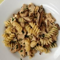 Chicken and Mushroom Marsala Pasta