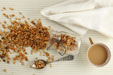 Granola for the Holidays