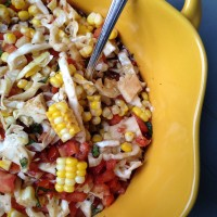 Summer Tomato-Corn Relish