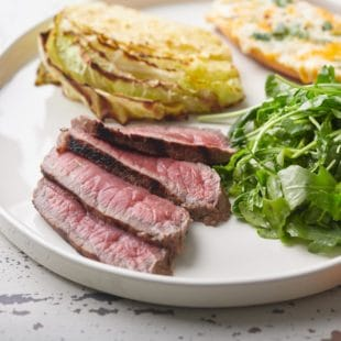 Mustard Marinated London Broil