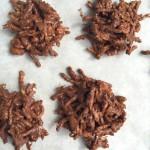 The Best No-Bake Haystack Cookies