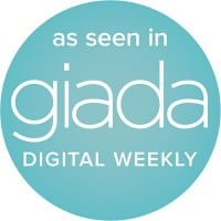 As Seen In Giada Digital Weekly