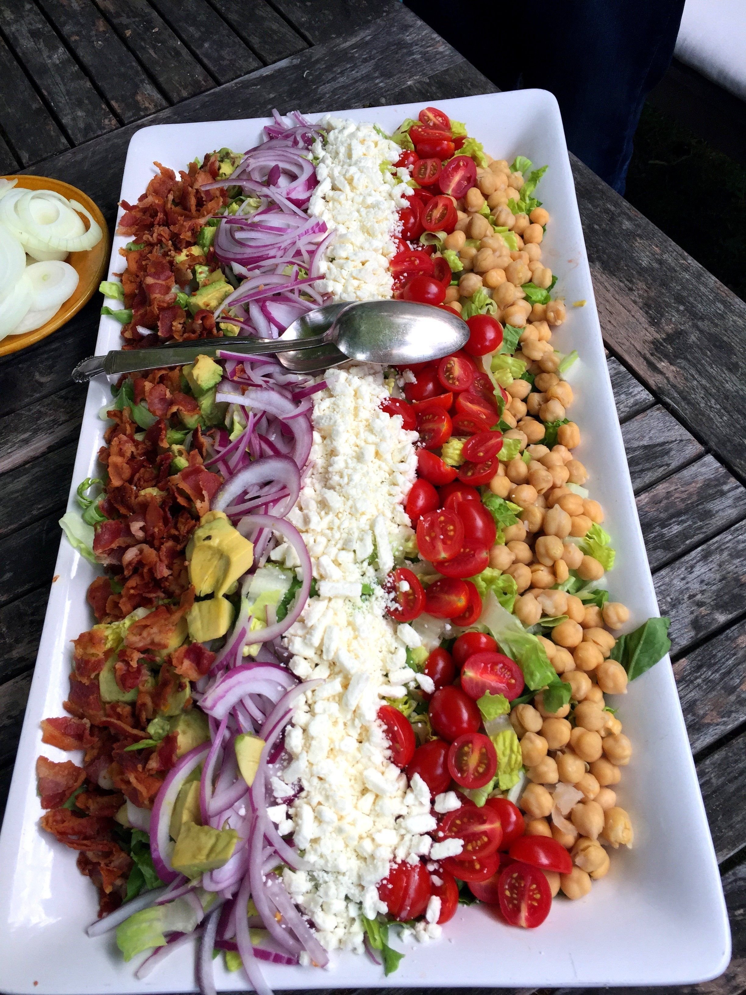 Late Summer Cobb Salad – The Mom 100 The Mom 100