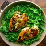 Herby Scallion Chicken