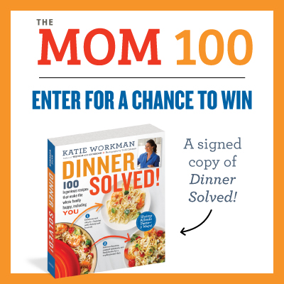 Win a Signed Copy of Dinner Solved