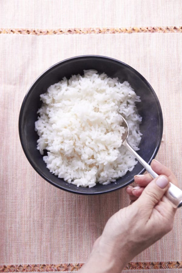 How To Cook Perfect Rice On The Stove Mia Katie Workman Themom100