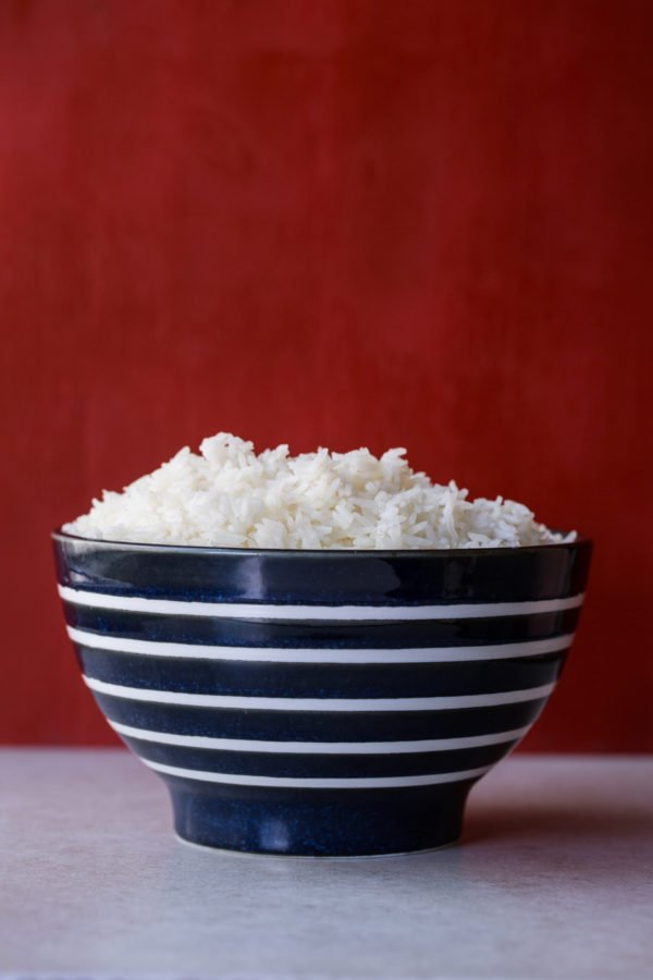 How to Cook Perfect Rice on the Stove / Sarah Crowder / Katie Workman / themom100.com