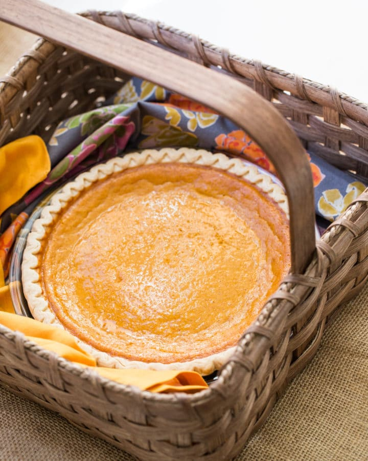 Sweet Potato Pie / Sarah Crowder / Katie Workman / themom100.com