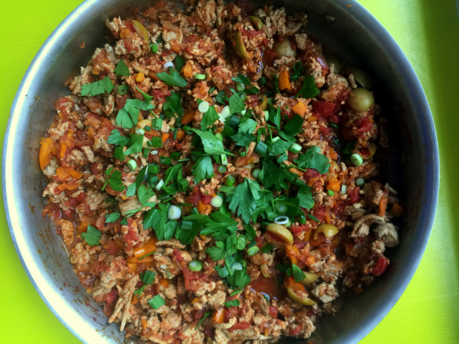 Picadillo from Katie Workman/ themom100.com