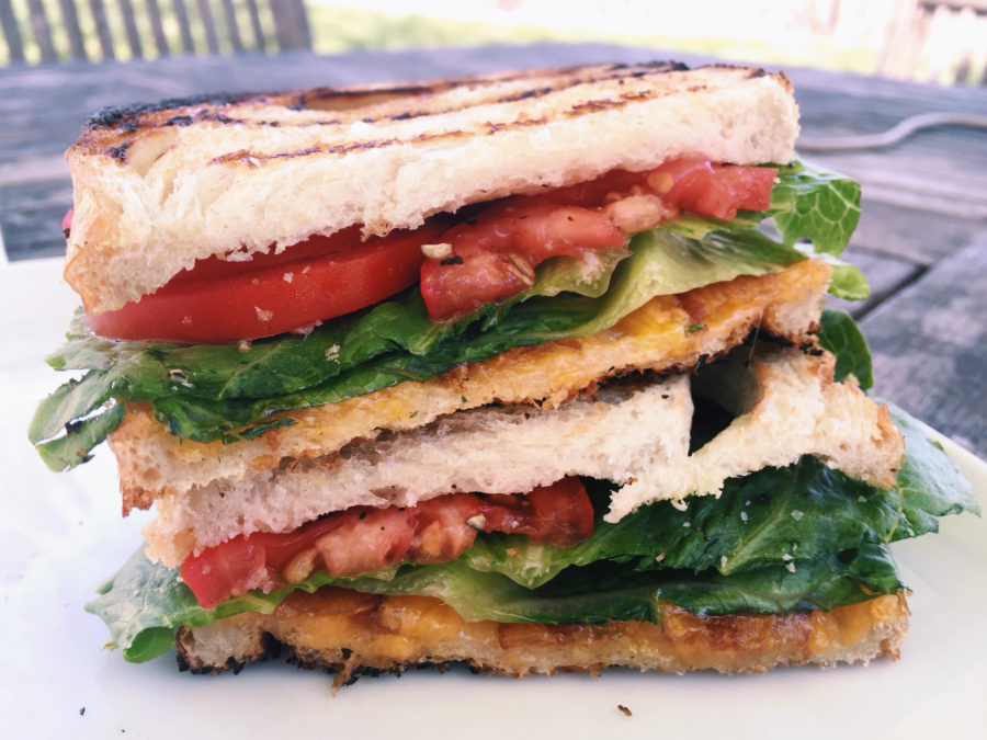 Image result for BLT tomato sandwich