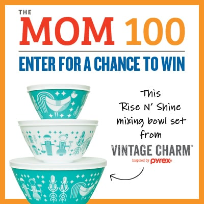 The Mom 100 Sweepstakes