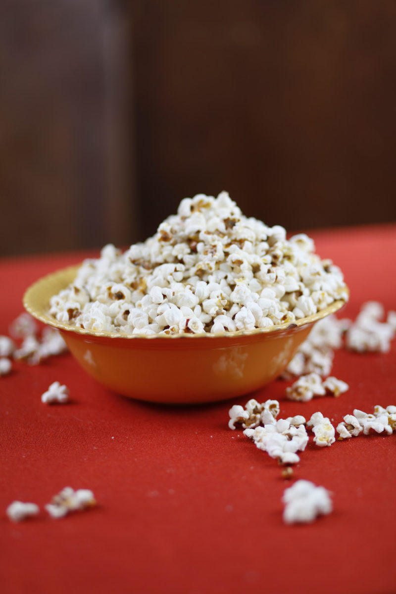 popcorn/The Olympics Are A-Comin'!