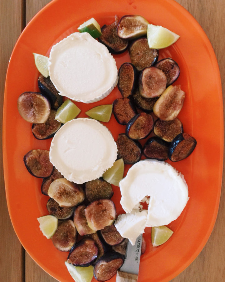 Honey Roasted Figs / Katie Workman / themom100.com