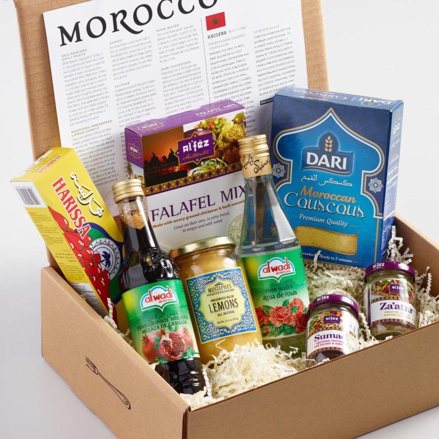 World Tastes Italy Gift Box