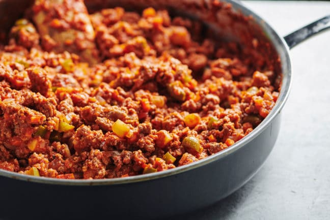 Turkey Picadillo