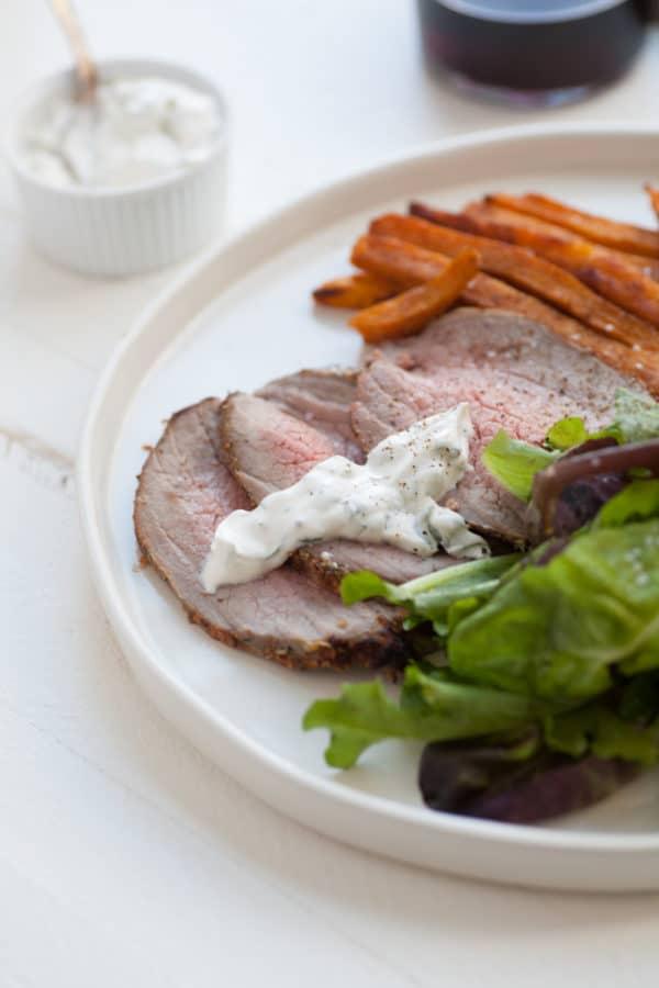 eye of round roast recipe
