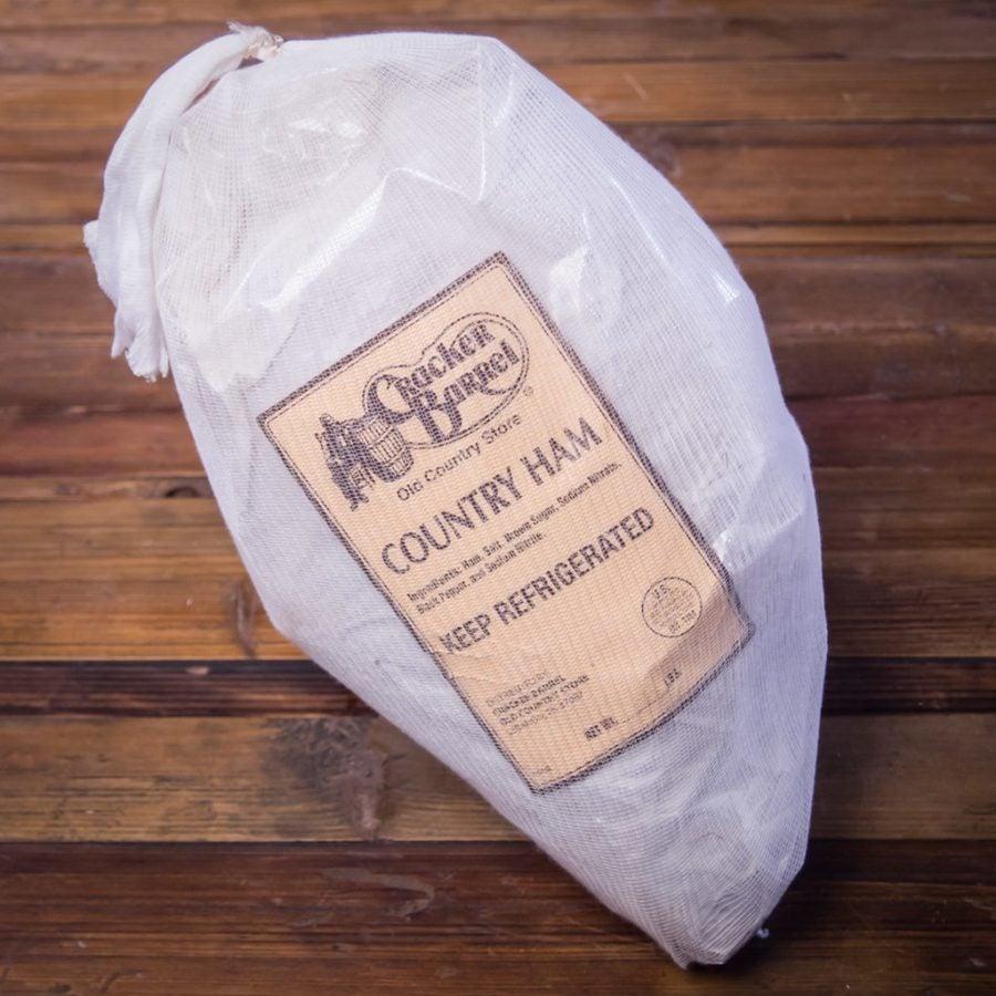 Cracker Barrel Whole Country Ham / Cracker Barrel
