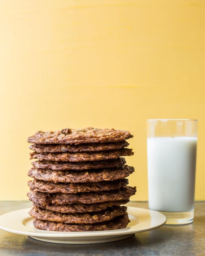 My New Favorite Oatmeal Cookies / Sarah Crowder / Katie Workman / themom100.com
