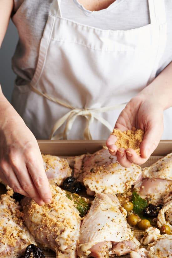 Silver Palate Chicken Marbella