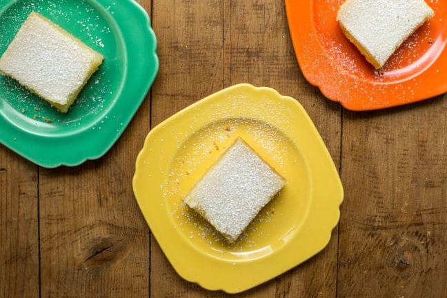 Lemon Squares / Sarah Crowder / Katie Workman / themom100.com