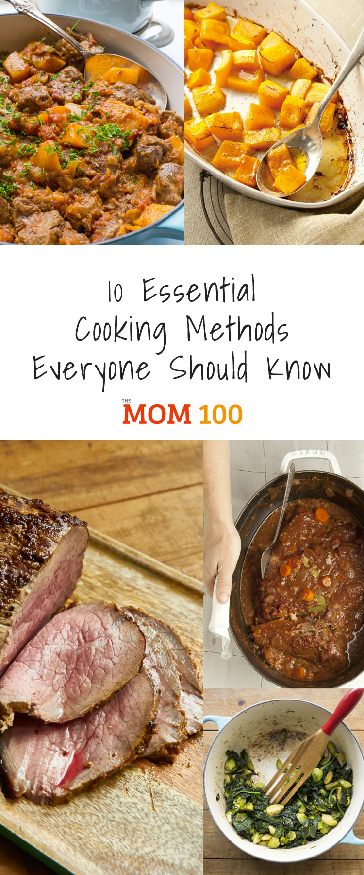 10 Essential Cooking Methods Everyone Should Know