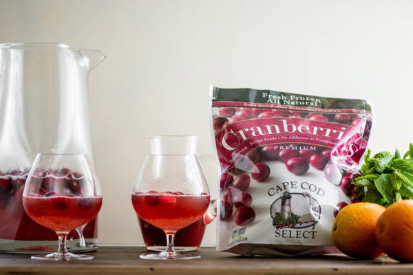 Cape Cod Select Cranberries / Katie Workman / themom100.com / Photo by Cheyenne Cohen