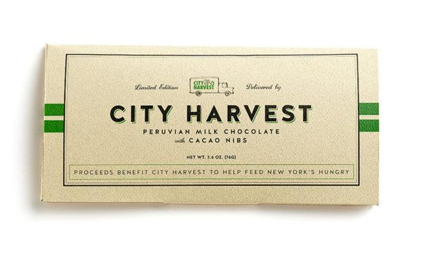 City Harvest Chocolate Bar