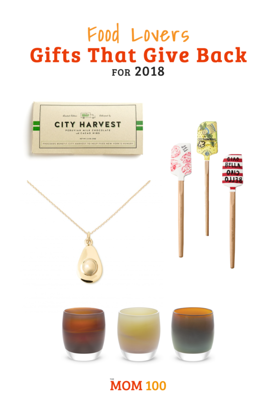 Food Lovers Gifts That Give Back for 2018