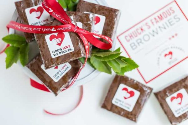 Chuck's Famous Brownies from God's Love We Deliver
