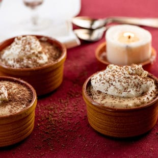 Simple Butterscotch Pudding / Photo by Cheyenne Cohen / Katie Workman / themom100.com