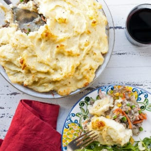 Shepherd's Pie / Carrie Crow / Katie Workman / themom100.com