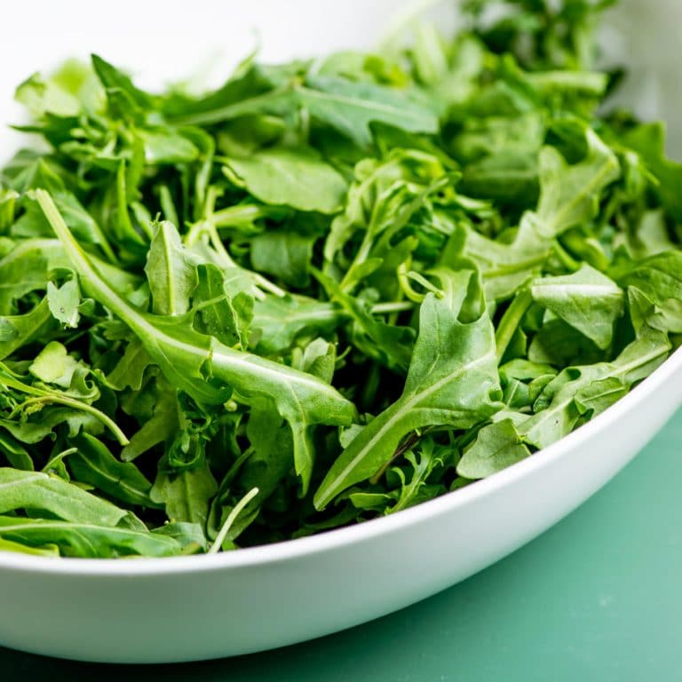 How to Cook with Arugula