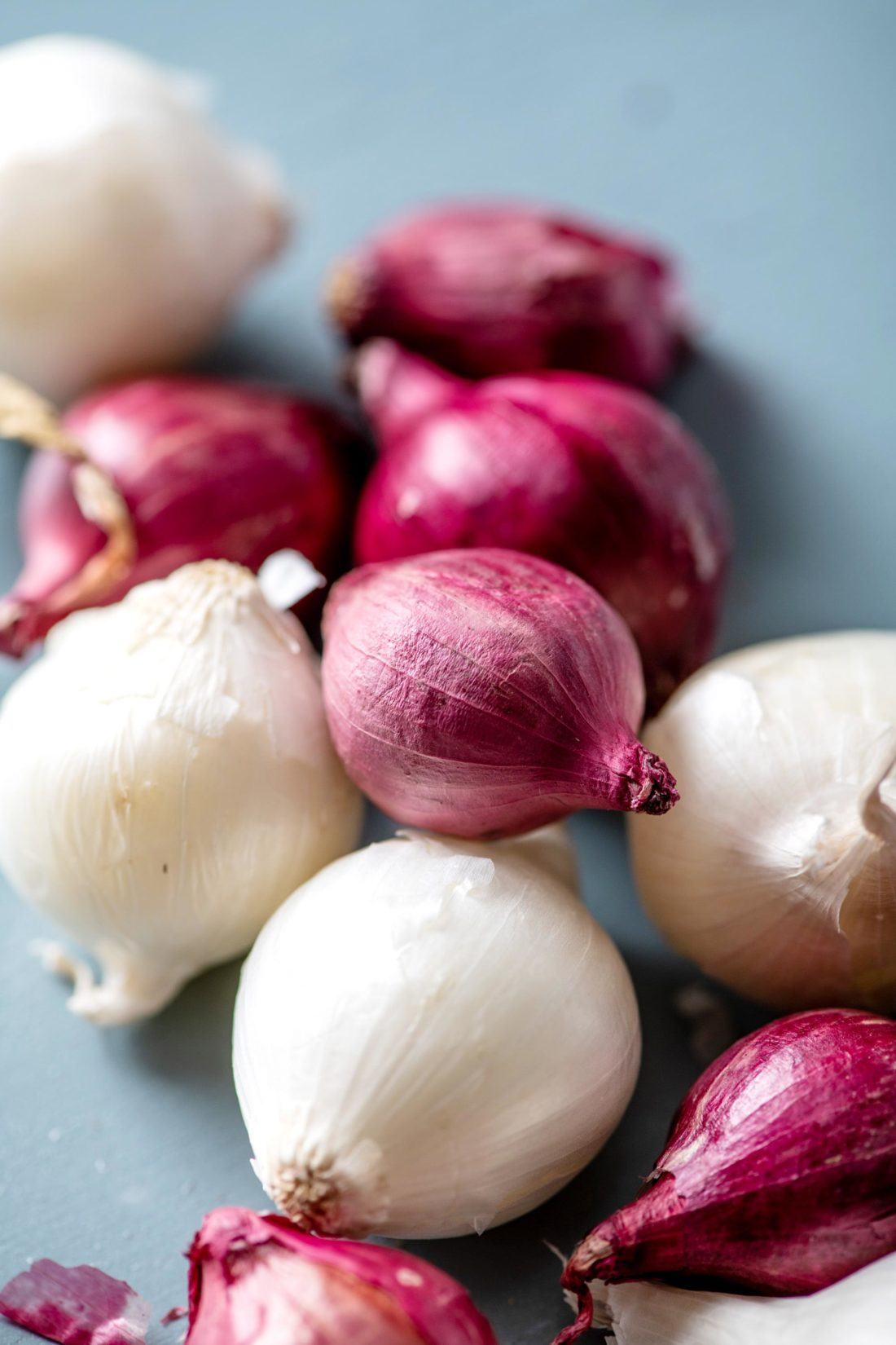 How to Peel Pearl Onions