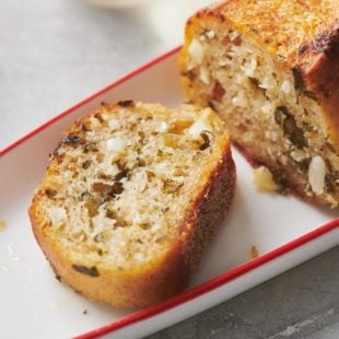 Ranch Garlic Bread