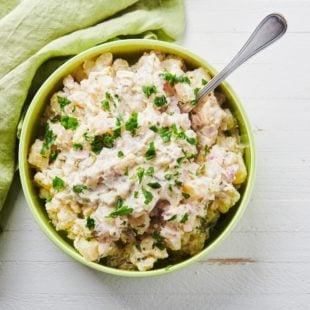 Easy Classic Potato Salad