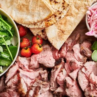 Make Your Own Lamb Gyro Board
