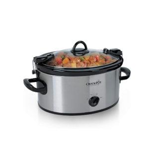 Crock-Pot Slow Cooker, 6-Quart