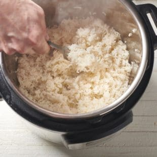How to Cook Perfect Rice in an Instant Pot
