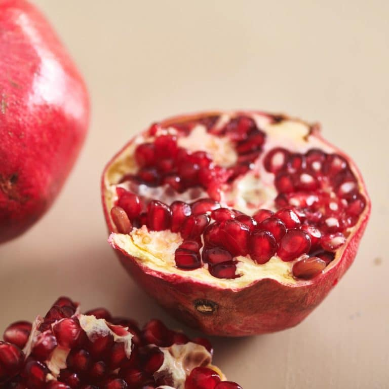 How to Cook with Pomegranates