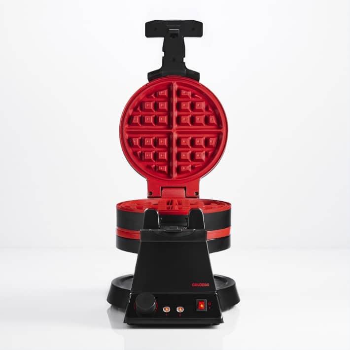 CRUXGG TRNR Double Rotation Waffle Maker